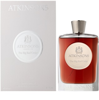 Atkinsons The Big Bad Cedar eau de parfum unissexo 100 ml