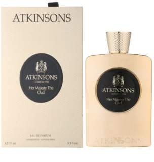 Atkinsons Her Majesty Oud Eau de Parfum for Women 100 ml