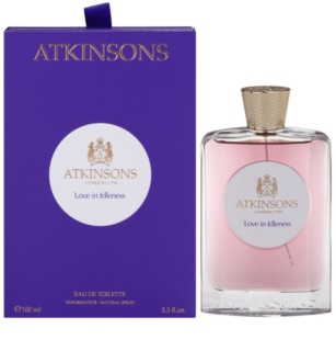 Atkinsons Love in Idleness Eau de Toilette für Damen 100 ml