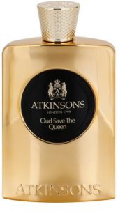 Atkinsons Oud Save The Queen eau de parfum pour femme 100 ml