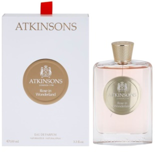Atkinsons Rose In Wonderland Eau de Parfum unissexo 100 ml