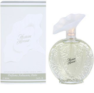 Aubusson Historie d'Amour Eau de Toilette for Women 100 ml