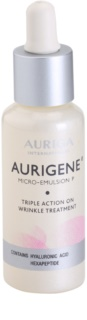 Auriga Aurigene Micro-Emulsion P emulsión antiarrugas