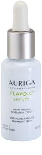 Auriga Flavo-C ορός κατά των ρυτίδων
