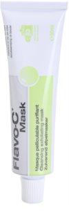 Auriga Flavo-C mascarilla facial exfoliante limpiadora