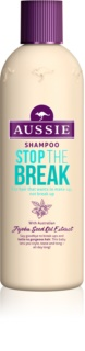 Aussie Stop The Break Shampoo To Treat Hair Brittleness