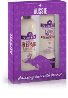 Aussie Repair Miracle poklon set (za oštećenu kosu)