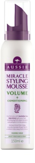 Aussie Aussome Volume Styling Mousse For Volume