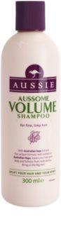 Aussie Aussome Volume šampon pro jemné a zplihlé vlasy