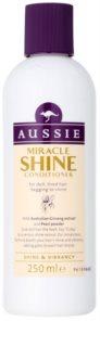 Aussie Miracle Shine Conditioner voor Dof en Futloos Haar
