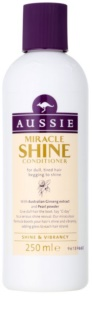Aussie Miracle Shine Conditioner for Dull and Tired Hair