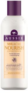 Aussie Miracle Nourish condicionador nutritivo para cabelo