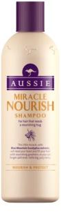 Aussie Miracle Nourish поживний шампунь для волосся