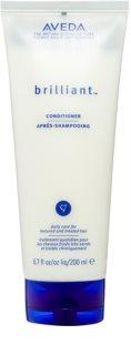 Aveda Brilliant condicionador para cabelo quimicamente tratado