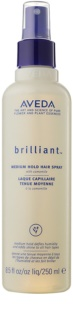 Aveda Brilliant spray para cabello fijación media