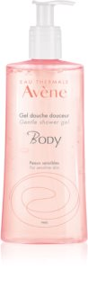 Avène Body sanftes Duschgel für empfindliche Oberhaut