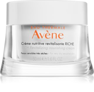 Avène Skin Care Mycket närande kräm för mycket torr och känslig hud