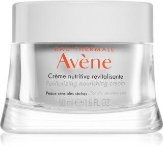 Avène Skin Care Närande återvitaliserande kräm för känslig och torr hud