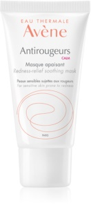 Avène Antirougeurs Soothing Mask for Sensitive, Redness-Prone Skin