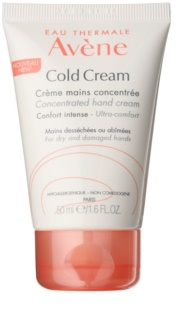 Avène Cold Cream for Dry and Damaged Hands