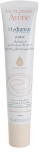 Avène Hydrance creme hidratante leve e unificante para pele normal a mista sensível