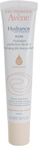 Avène Hydrance Nourishing Unifying Moisturiser for Dry to Very Dry Skin