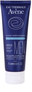 Avène Men fluido after shave para piel sensible, normal a mixta