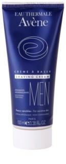 Avene Men Shaving Cream For Sensitive Skin