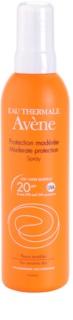 Avène Sun Sensitive spray do opalania SPF 20