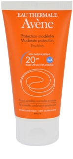 Avène Sun Sensitive emulsja do opalania SPF 20