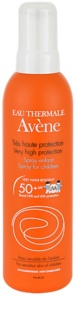 Avène Sun Kids spray do opalania dla dzieci SPF 50+