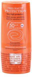 Avène Sun Sensitive sztyft do miejsc wrażliwych SPF 50+