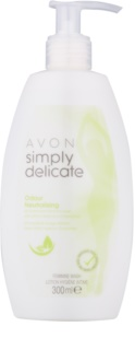 Avon Simply Delicate Gel for Intimate Hygiene With Chamomile