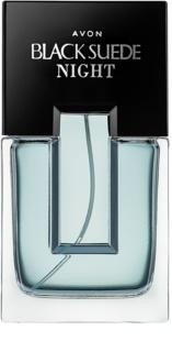 Avon Black Suede Night eau de toilette para hombre 75 ml