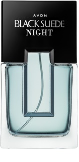 Avon Black Suede Night eau de toilette para homens 75 ml