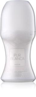 Avon Pur Blanca desodorante roll-on para mujer 50 ml