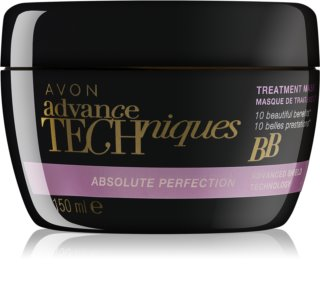 Avon Advance Techniques Absolute Perfection Herstellende Haarmasker