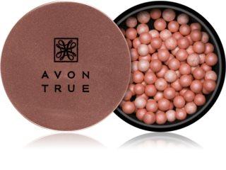Avon True Colour pérolas bronzeadoras