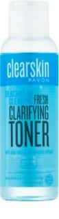 Avon Clearskin  Blackhead Clearing tónico limpiador facial  contra los puntos negros