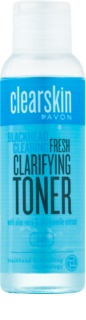 Avon Clearskin  Blackhead Clearing Cleansing Facial Water Anti-Blackheads