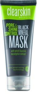 Avon Clearskin  Pore & Shine Control mascarilla de limpieza profunda con efecto matificante