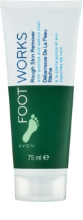 Avon Foot Works Classic creme peeling para pernas
