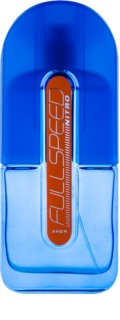 Avon Full Speed Nitro eau de toilette para homens 75 ml
