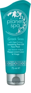 Avon Planet Spa Greek Seas Peel - Off Face Mask with Smoothing Effect