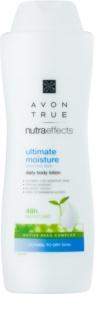 Avon True NutraEffects hidratáló testápoló tej