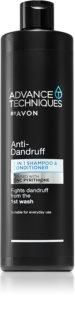 Avon Advance Techniques Anti-Dandruff šampon i regenerator 2 u 1  protiv peruti