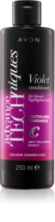 Avon Advance Techniques Colour Correction Paarse Conditioner  voor Blond en Highlighted Haar
