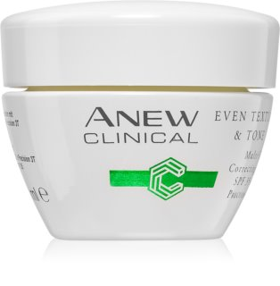 Avon Anew Clinical Hydrating Skin Tone Unifying Day Cream SPF 35