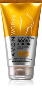 Avon Works Anti-Cellulite Afslank Body Melk