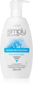 Avon Simply Delicate Refreshing Feminine Wash